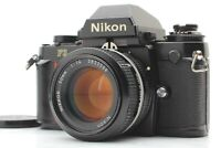 【 Near Mint 】 Nikon F3 35mm SLR Film Camera w/ Ai Nikkor 50mm F/1.4 JAPAN #1258