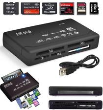 ?ALL-IN-1 Multi Card Reader Kartenlesegerät SD Speicherkarten Lesegerät USB 2.0?