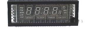 Futaba 9-MT-21ZK VFD - Vacuum Fluorescent Display - 9MT21ZK - Made in Japan -NOS