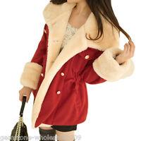Winter Women New Jacket Fashion Solid Slim Coat Warm Chaquetas Mujer Chea yan-jh