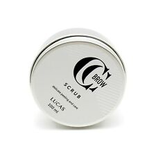 CC Brow Scrub Eyebrow Delicate Peeling & Care Lucas Cosmetics 3.38 fl oz 100 ml