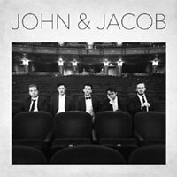 John & Jacob - John & Jacob (2015)  CD  NEW/SEALED  SPEEDYPOST