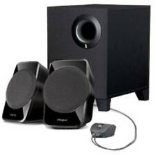 Creative SBS A120 Laptop/Desktop Speaker Color Black 9 Months Warranty