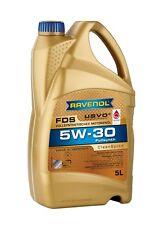 RAVENOL FDS 5W30 5 Liter Motoröl  Ford - Renault - Jaguar - Land Rover