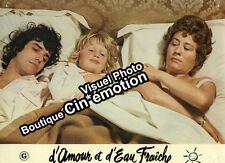 17 Photos Jeux A+B Cinéma 22x30cm (1976) D'AMOUR ET D'EAU FRAÎCHE Girardot Clerc