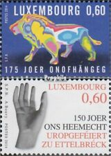 Luxemburg 2005-2006 (compleet Kwestie) postfris MNH 2014 Onafhankelijkheid Groot