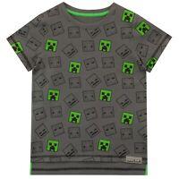 Boys Minecraft T-shirt   Minecraft Tee   Kids Minecraft Top   Minecraft Shirt