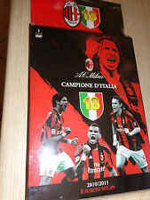 DVD Nº 1 + Box is now Milan AC 18 Sample of Italy 2010/2011