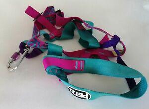 Petzl Crolles Climbing sit harness CLUB 66 with Faders Karabiner Purple / Blue