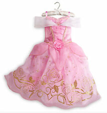 Kids Girls Princess Dress Cartoon Halloween Party Cosplay Chiristmas Costume-1