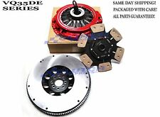 STAGE 3 HIGH PERFORMANCE CLUTCH KIT+ULTRA LIGHT FLYWHEEL FOR NISSAN 350Z / G35