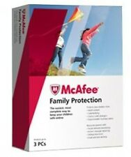 McAfee Secure Family Protection Child Children Security Online Internet Saftey