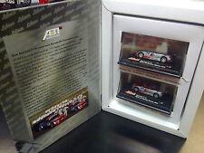 Schuco Abt Audi TT-R set 24h Nürburgring 2003 1:87 #7 en #8