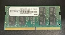 New listing Synology 8Gb Ddr4 2400 Ecc Memory Module