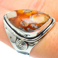 Mookaite 925 Sterling Silver Ring Size 8 Ana Co Jewelry R31587F