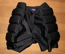 New listing New Figure Ice Skating Padded Protection Shorts Child Size L-Black