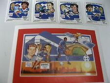 Mali-1994-Soccer world cup WM 1994-MI.1196-1199,BL.35