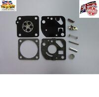 Ryobi RLT30CES RLT30CESA 6-003 RLT30CET Trimmer Carb Gasket /& Diaphragm Kit