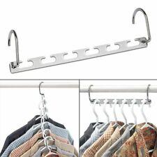 Space Saving Hangers Multifunction Clothes Organizer Magic Hanger Wardrobe Rack