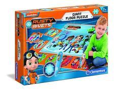 New Clementoni Rusty Rivets Giant Interactive Floor Puzzle