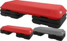 RDX Aerobic Stepper 3 Level Adjustable Exercise Yoga Step Board Fitness Home Gym