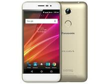 Panasonic Eluga TAPP Mobile Phone (Gold/SILVER GREY)