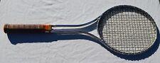 Wilson T1000 Tennis Racquet Racket Open Neck Vintage Metal Firm Flex Made USA