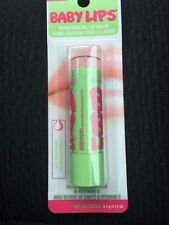 New In Package Maybelline Baby Lips Melon Mania 60 Limited Edition!