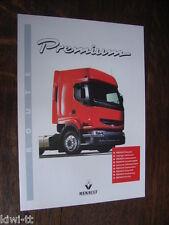 Renault Premium Route 340/385 Prospectus/Brochure/DEPLIANT, d, 12.1997