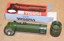 British Army NATO Military Right Angle Torch & Filter Kit Choose Variation