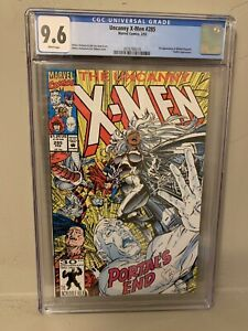 Uncanny X-Men #285 CGC 9.6 NM+ First Appearance Mikhali Rasputin
