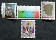 Sello BERLIN Stamp (ALEMANIA) - 4 sellos de 1983 n (Cyn27)