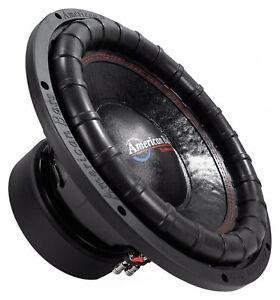 "American Bass ELITE-1544 2400w 15"" Competition Car Subwoofer 3"" Voice Coil/150Oz"