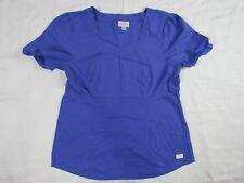 Live Sweet urbane Women's Scrub Shirt Top Size M