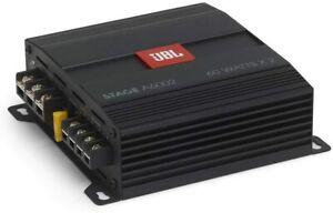 JBL STAGE A6002 - 2 Channel 60W x 2 full range amplifier 280W Total