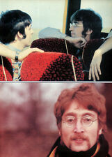 THE BEATLES POSTER PAGE . 1967 JOHN LENNON MAGICAL MYSTERY TOUR PENNY LANE . M2