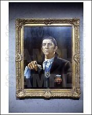 DARK SHADOWS 8X10 Photo 17 JONATHAN FRID Portrait of Barnabas Collins