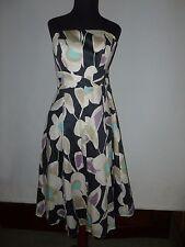 LADIES  LAURA ASHLEY PURE COTTON   DRESS - - SIZE UK 8