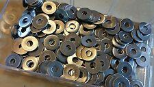 Rondelle plate inox A2 M5 épaisse large (5X15X1,2) Lot de 15 en 5 mm