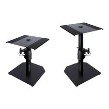 Thor Adjustable Studio Monitor Speaker STANDS DJ Recording (PAIR)