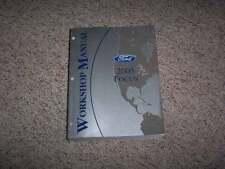 2005 Ford Focus Shop Service Repair Manual ZX3 ZX4 ZX5 ZXW S SE SES ST 2.0L 2.3L