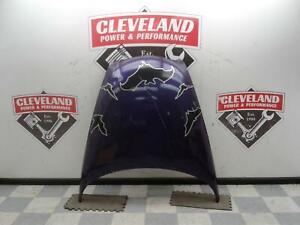 03-06 Chevrolet SSR OEM Hood Purple DAMAGED