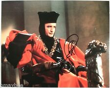 "John de Lancie as Q - Autographed 8""x 10"" Postcard - STAR TREK Next Generation"