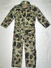 Vintage Walls Blizzard Pruf Camo Insulated Coverall Ski One Piece Youth Size 10