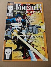Punisher  War  Journal 42 . JR jr  Cover - Marvel 1992 -   VF