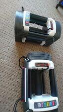 Powerblock sport dumbbells 9.0 + 8kg Kettlebell + set of 1,2 and 3kg dumbells,