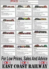 Articles de modélisme ferroviaire PIKO à l'échelle G