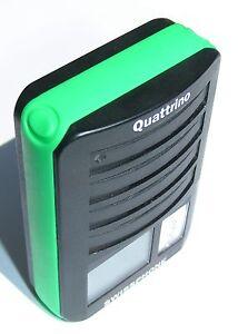 Schopomanschette für Swissphone Quattro leuchtgrün - top Qualität