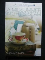 A Midsummer Night's Seam (Annie's Quilted Mysteries) [Hardcover] Rachael Phill..