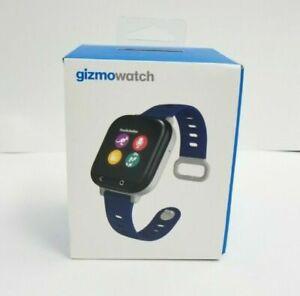 Gizmowatch Gizmo Watch Smartwatch Verizon Wireless - Black With Blue Band *SALE*